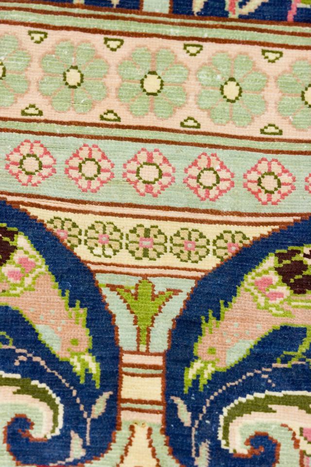 ペルシャ絨毯タペストリー-06