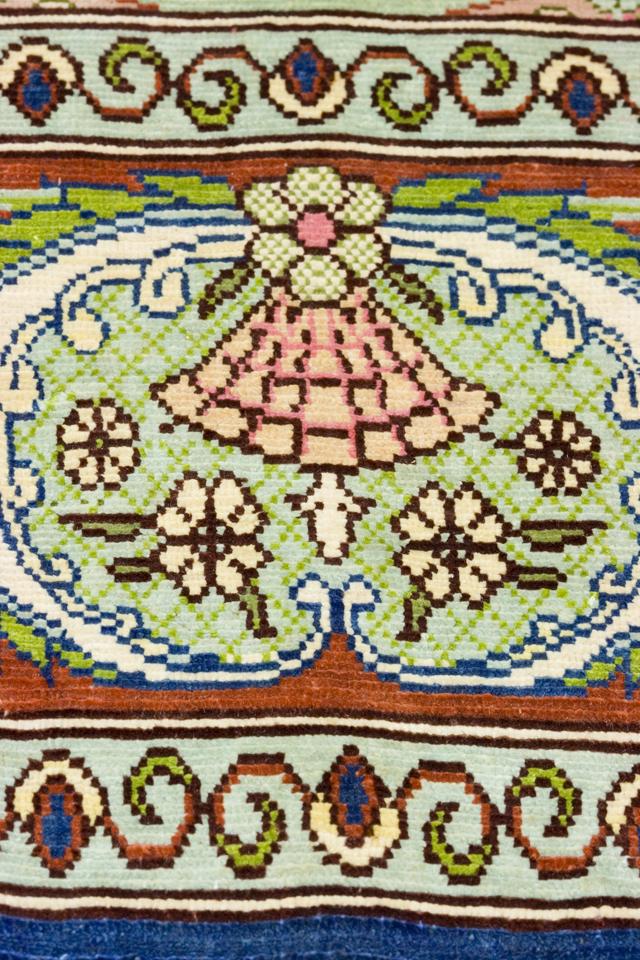 ペルシャ絨毯タペストリー-07