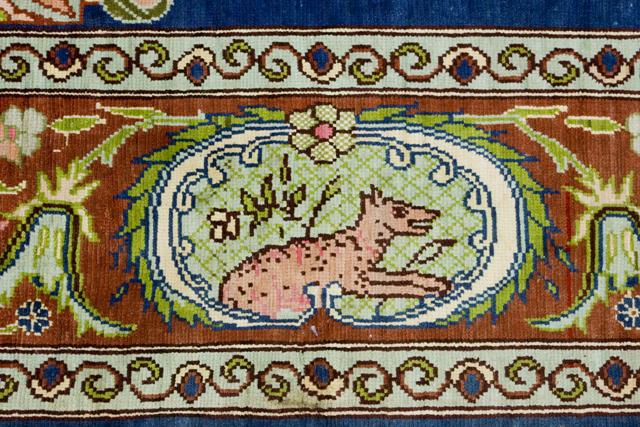 ペルシャ絨毯タペストリー-09