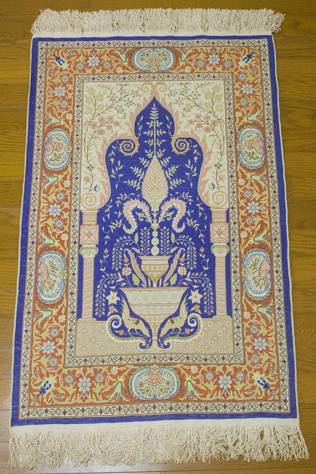 ペルシャ絨毯タペストリー-13
