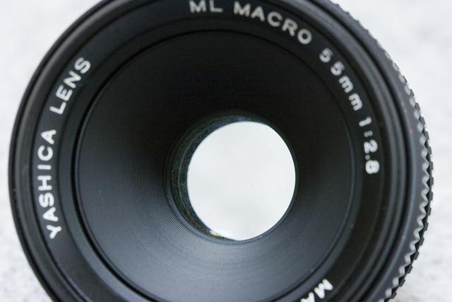 YASHICA:ヤシカのMACRO:マクロレンズ「55MM/f2.8」-08