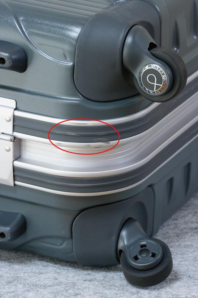 ACE:エースの大容量スーツケース「PROTECA:プロテカ」シリーズ、「EQUINOX LIGHT α:エキノックスライト・アルファ|NO.:0052402」-13