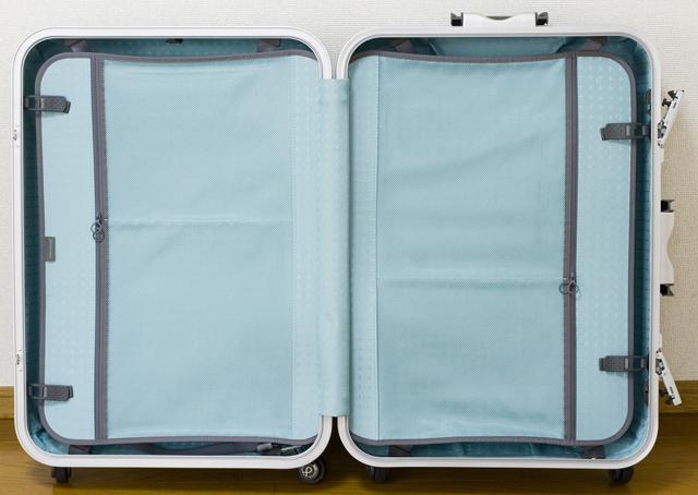 ACE:エースの大容量スーツケース「PROTECA:プロテカ」シリーズ、「EQUINOX LIGHT α:エキノックスライト・アルファ|NO.:0052402」-17