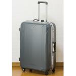 ACE:エースの大容量スーツケース「PROTECA:プロテカ」シリーズ、「EQUINOX LIGHT α:エキノックスライト・アルファ|NO.:0052402」