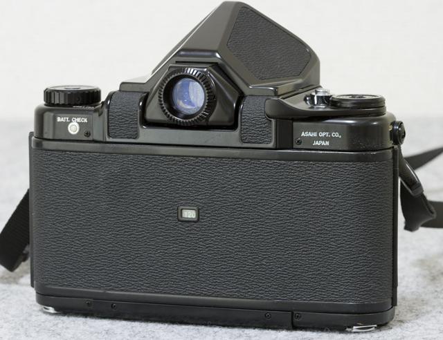 中判フィルムカメラ「ASAHI PENTAX 67:ペンタックス」TAKUMAR:タクマーレンズ105MM/1:2.4付-09