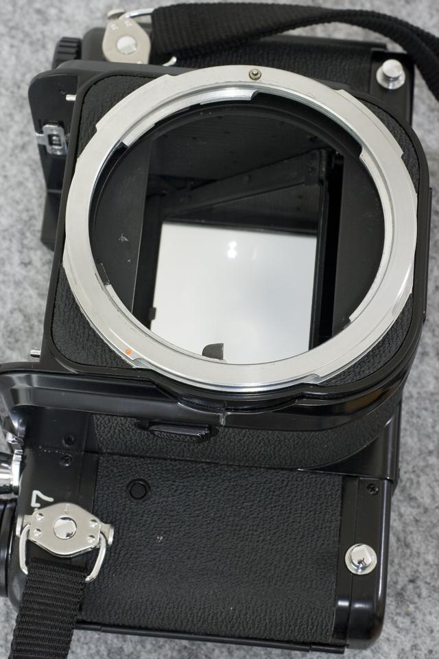 中判フィルムカメラ「ASAHI PENTAX 67:ペンタックス」TAKUMAR:タクマーレンズ105MM/1:2.4付-16