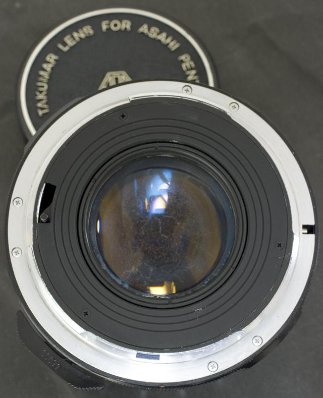 中判フィルムカメラ「ASAHI PENTAX 67:ペンタックス」TAKUMAR:タクマーレンズ105MM/1:2.4付-17