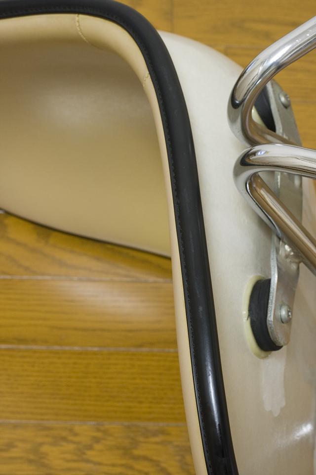 ミッドセンチュリーのヴィンテージ「Herman Miller:ハーマンミラー|Eams:イームズ|シェルサイドチェア|スタッキングベース」-14