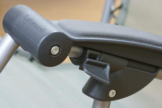 未使用のフランス製リラックスアームチェア、「Lafuma:ラフマ|RSXA|ST1165」-14