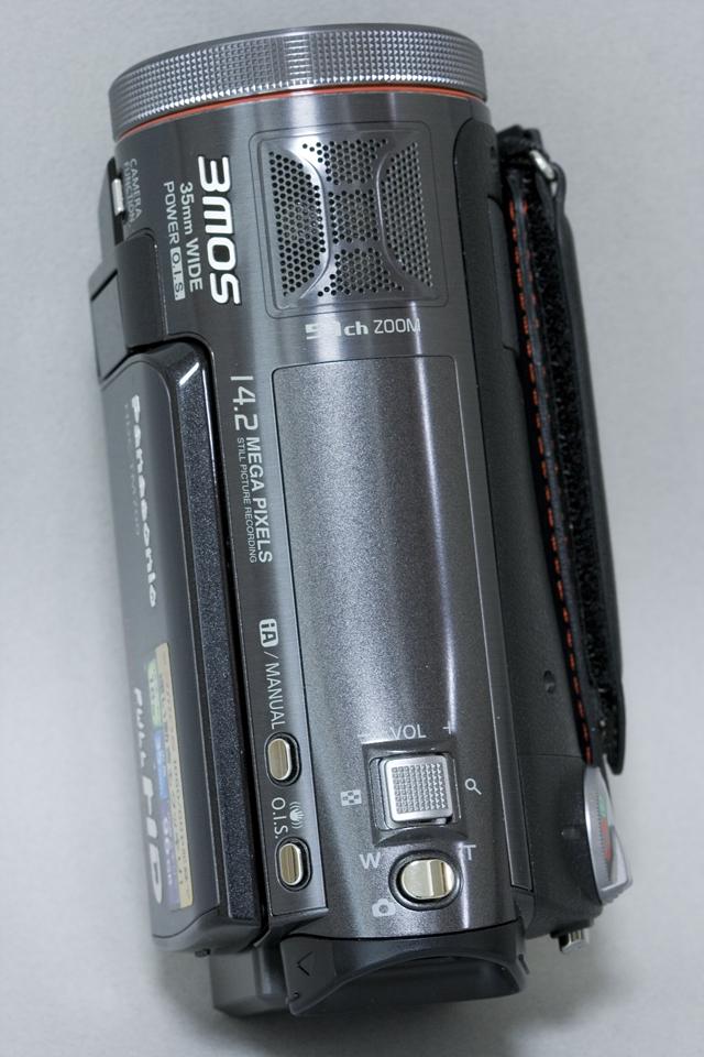 Panasonic:パナソニックのデジタルハイビジョンビデオカメラ「HDC-TM700」-08