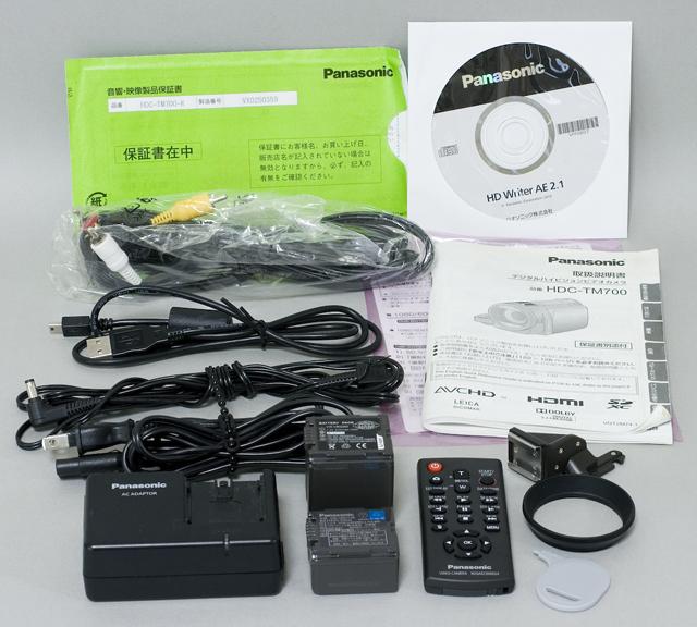 Panasonic:パナソニックのデジタルハイビジョンビデオカメラ「HDC-TM700」-11
