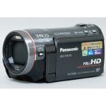 Panasonic:パナソニックのデジタルハイビジョンビデオカメラ「HDC-TM700」