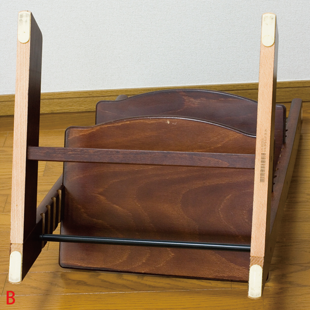 北欧デザインベビーチェア、STOKKE:ストッケ「TRIPP TRAPP:トリップトラップ」ウォールナットブラウン-19