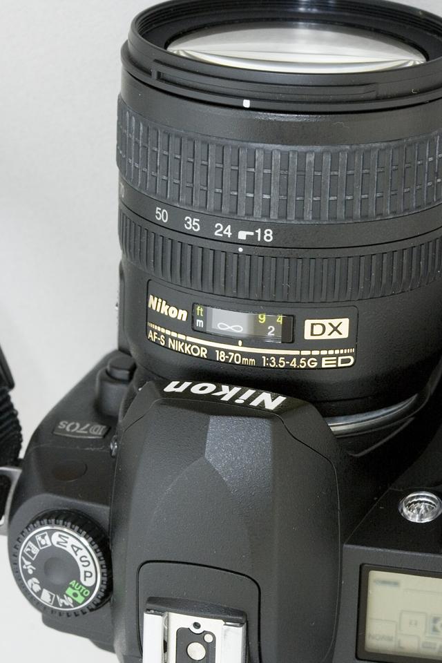 中古のNikon:ニコンデジタル一眼レフカメラ「D70sレンズキット」-12