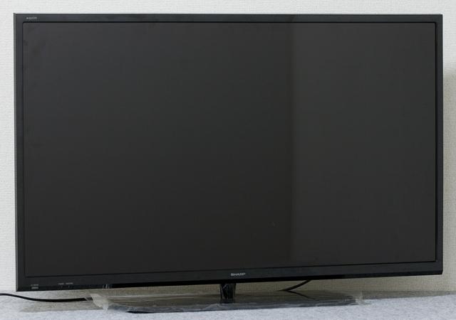 SHARP:シャープの40V型液晶テレビ:TV、AQUOS:アクオス「LC-40H40」-01