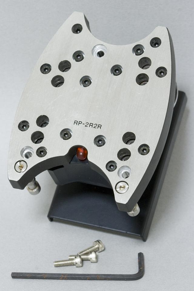 Technics:テクニクスのオープンリールデッキ、「RS-1700U」用HEAD BLOCK:ヘッドブロック「RP-2R2R」-02