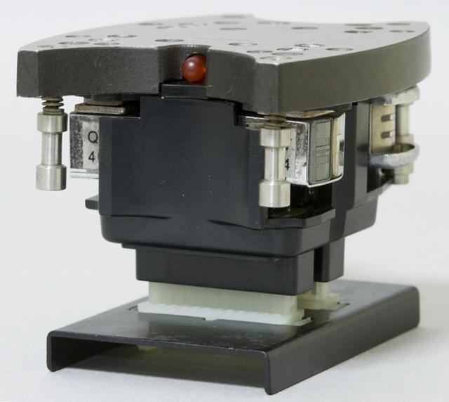 Technics:テクニクスのオープンリールデッキ、「RS-1700U」用HEAD BLOCK:ヘッドブロック「RP-2R2R」-06