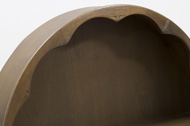 イギリスアンティーク|英国家具「Old Charm Furniture:オールドチャーム社」のオーク材カップボード-08
