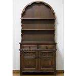 イギリスアンティーク|英国家具「Old Charm Furniture:オールドチャーム社」のオーク材カップボード