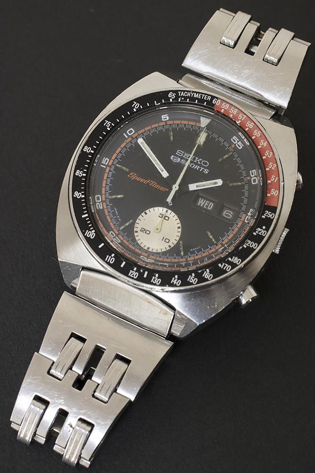 SEIKO:セイコーの腕時計「5SPORTS:ファイブスポーツ|Speed Timer:スピードタイマー|6139-6032」-01