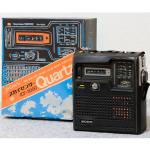 SONY:ソニーのFM/MF/SW 3BAND ポータブルラジオ「スカイセンサーQuartz|ICF-3000」